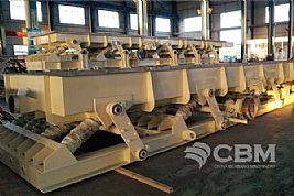 Connecting rod vibration conveyor provider