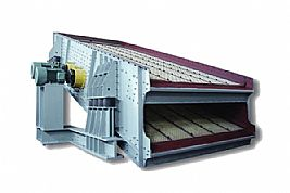 large circular vibrating screen seller