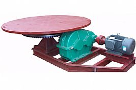 Seat type disc feeder